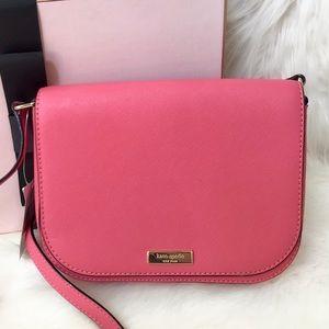 Kate Spade ♠️ NWT Neon Pink Crossbody Bag